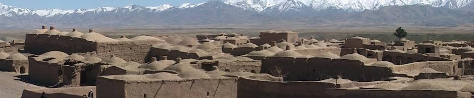 Karokh, Dorf im Westen Afghanistans
